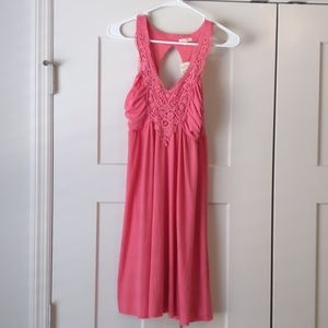 NWT Maurices Pink Dress